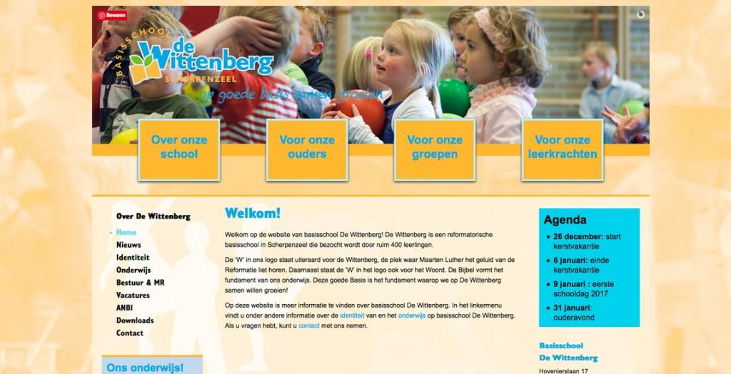 Wittenbergschoolsite